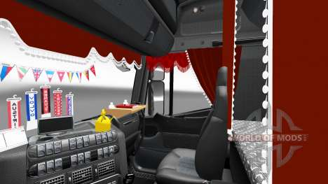 Le nouvel intérieur de camions Iveco pour Euro Truck Simulator 2