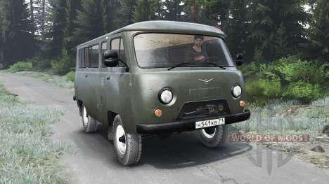 UAZ-2206 [03.03.16] pour Spin Tires