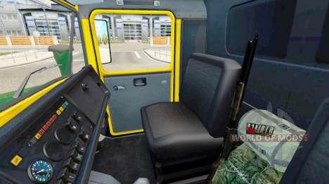 Ural-43202 für Euro Truck Simulator 2