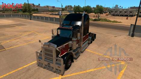 HDR FIX V1.4 für American Truck Simulator
