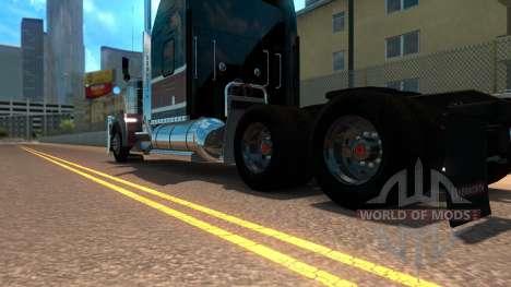 Hankook Truck Tires für American Truck Simulator