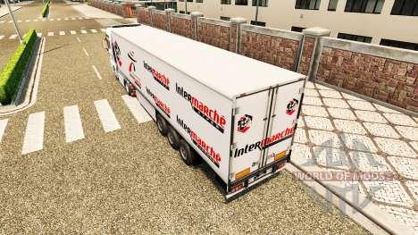 Haut Intermarket MANN auf einem Traktor für Euro Truck Simulator 2