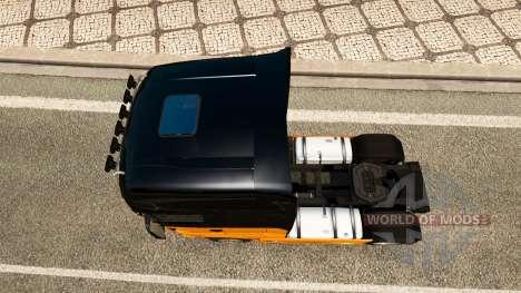 Scania R700 v2.5 für Euro Truck Simulator 2