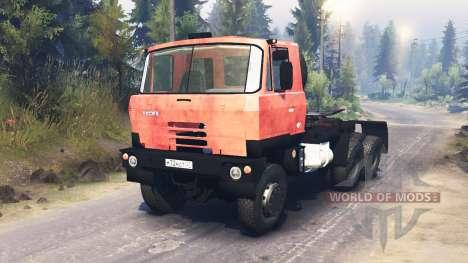 Tatra 815 S3 für Spin Tires