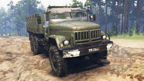 ZIL-131 [Tschernobyl][03.03.16] für Spin Tires