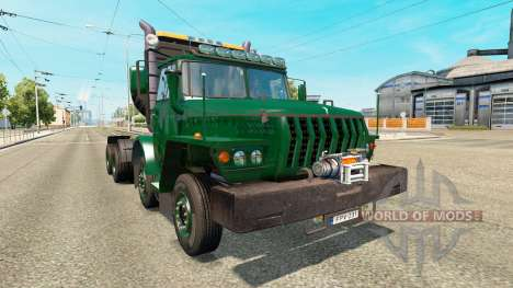 Oural-43202 pour Euro Truck Simulator 2