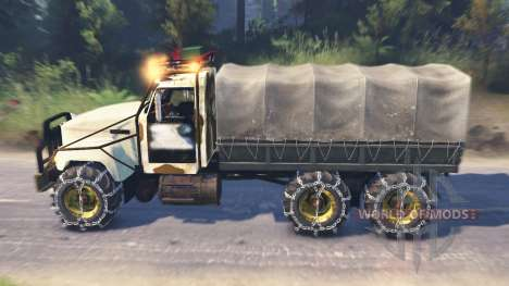 Mack M650 [03.03.16] pour Spin Tires