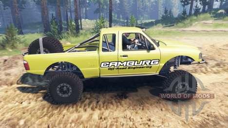 Ford Ranger Pre-Runner [03.03.16] pour Spin Tires