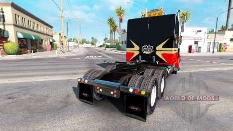 Haut Low Life für den truck-Peterbilt 389 für American Truck Simulator