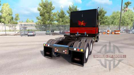Viper-skin für den truck-Peterbilt 389 für American Truck Simulator