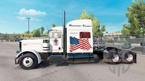 Centrale électrique de Transport de la peau pour pour American Truck Simulator