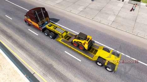 Bas de balayage Bobcat 800 pour American Truck Simulator