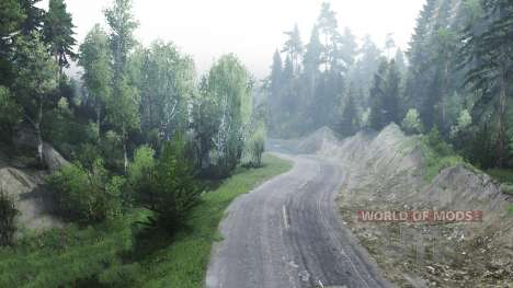 URSS 2 pour Spin Tires