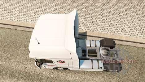 Intermarket-skin für DAF-LKW für Euro Truck Simulator 2
