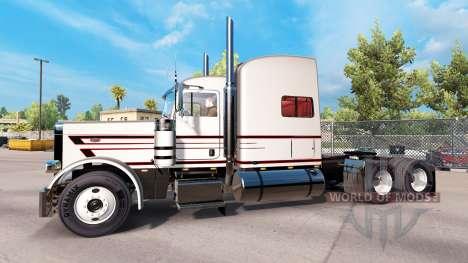 Haut für MBH Trucking LLC-truck-Peterbilt 389 für American Truck Simulator