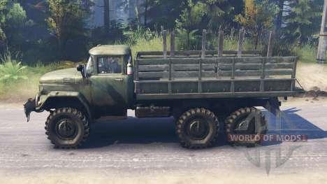 ZIL-131 für Spin Tires