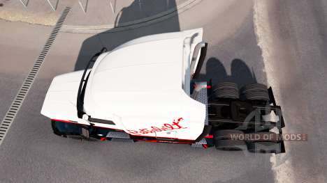 Haut für Peterbilt truck Peterbilt für American Truck Simulator