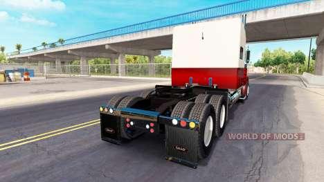 La Révolution de la peau pour le camion Peterbil pour American Truck Simulator