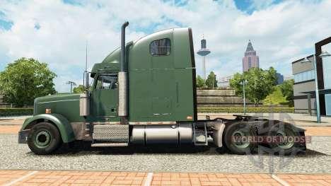 Freightliner Classic 120 v1.0 pour Euro Truck Simulator 2