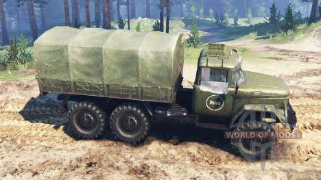 ZIL-131 [Chernobyl][03.03.16] pour Spin Tires