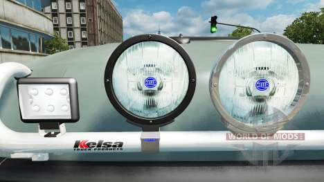 Barre De Guidage Kelsa pour Euro Truck Simulator 2
