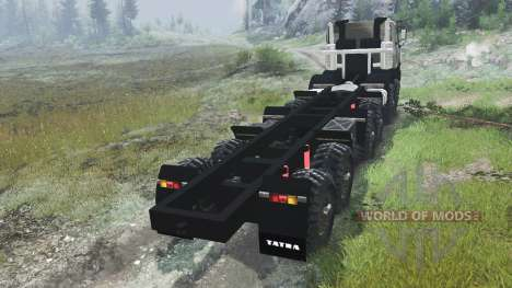 Tatra Terrno 12x12 [03.03.16] pour Spin Tires