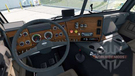 Freightliner FLB [update] pour American Truck Simulator