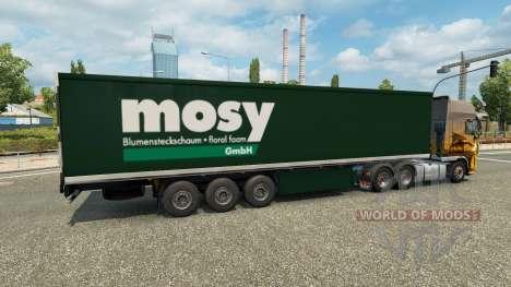 Haut Mosy auf semi-trailer für Euro Truck Simulator 2