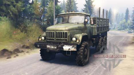 ZIL-131 pour Spin Tires