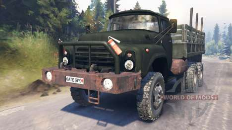 ZIL-130 [13.04.16] pour Spin Tires
