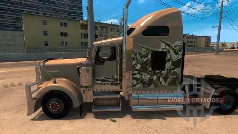 Milli Mucadele pour American Truck Simulator