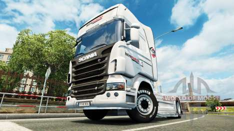 Intermarket-skin für den Scania truck für Euro Truck Simulator 2