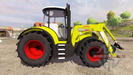 CLAAS Arion 640 FL v2.0 pour Farming Simulator 2013