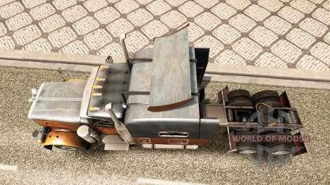 Peterbilt 379 v2.0 pour Euro Truck Simulator 2
