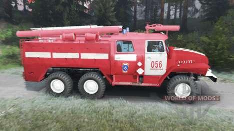 Ural-43202-AC-40 [03.03.16] für Spin Tires
