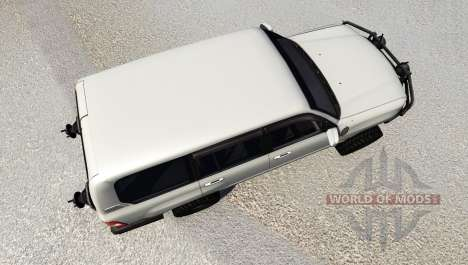 Toyota Land Cruiser 100 [renewed] für BeamNG Drive