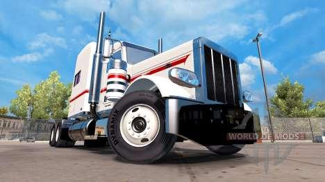La peau de Nathan T Diacre pour le camion Peterb pour American Truck Simulator