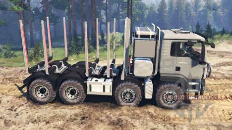 MAN TGS 41.480 [03.03.16] pour Spin Tires