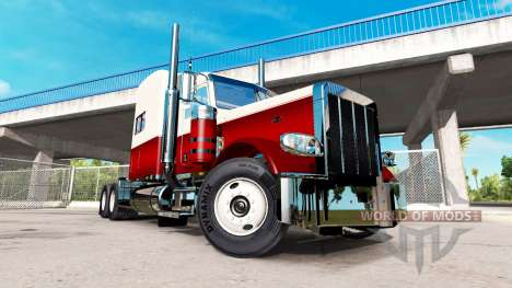 Die Revolution skin für den truck-Peterbilt 389 für American Truck Simulator