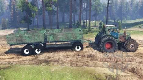MTZ-82 Biélorusse v16.04.16 pour Spin Tires