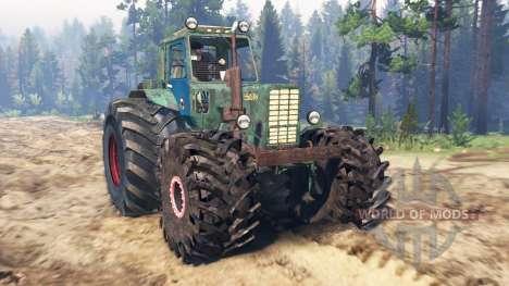 MTZ-82 belarussische v16.04.16 für Spin Tires