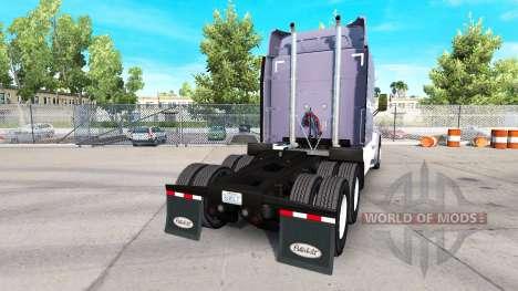 Southern Pacific skin für den truck Peterbilt für American Truck Simulator