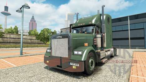 Freightliner Classic 120 v1.0 pour Euro Truck Simulator 2