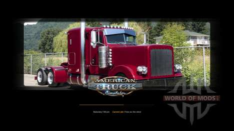 Neue loading screens für American Truck Simulator