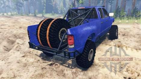 Dodge Ram Pre-Runner [03.03.16] für Spin Tires