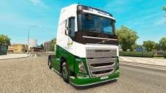 Marti Haut für Volvo-LKW
