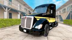 Haut Smokey und Der Bandit Kenworth-truck auf de