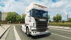 Intermarket-skin für den Scania truck