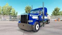 Haut-Jack Moss C Trucking Inc. Peterbilt