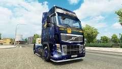 Wiking Transport skin für den Volvo truck